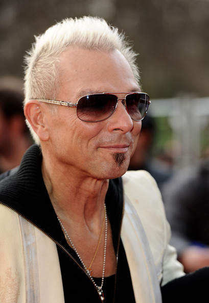 Rudolf Schenker - Gorby 80 Gala At The Royal Albert Hall - Arrivals