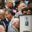 Rudy Giuliani Anniversary Of September 11th Attacks On The U.S. Commemorated At World Trade Center Site