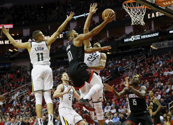 Utah Jazz vs. Houston Rockets