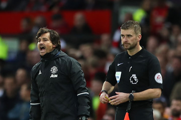 Rui Faria Manchester United v Burnley - Premier League