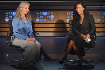 Rula Jebreal 2018 Women In The World Summit