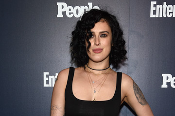 Rumer Willis Entertainment Weekly And PEOPLE Upfronts Party At Second Floor In NYC Presented By Netflix And Terra Chips - Inside