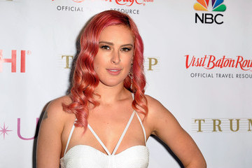Rumer Willis 2014 Miss USA Competition - Red Carpet