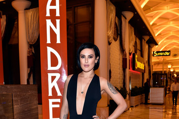 Rumer Willis Rumer Willis Independence Day Dinner at Andrea's in Encore at Wynn Las Vegas