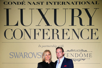 Rupert Adams Conde' Nast International Luxury Conference - Conde' Nast International  And Place Vendome Qatar Party