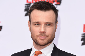 Rupert Evans Three Empire Awards - Red Carpet Arrivals