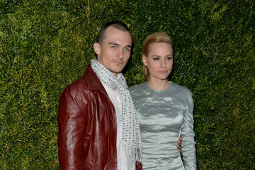 Rupert Friend Arrivals at the Tribeca Film Festival Artist Dinner