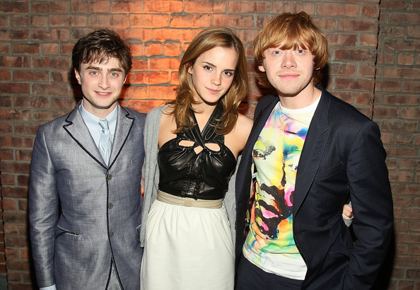 Daniel Radcliffe And Rupert Grint   Harry Potter And The