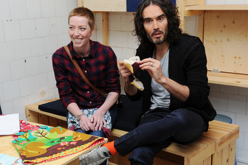 Russell Brand Russell Brand Launches RAPt's New Service For Addicts And Ex-Offenders