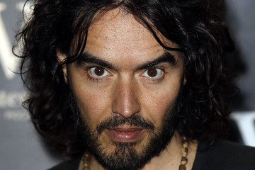 Russell Brand Russell Brand's Book Signing