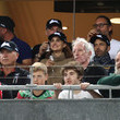 Russell Crowe NRL Rd 3 - Rabbitohs v Roosters