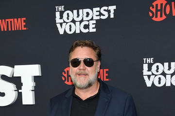 Russell Crowe 'The Loudest Voice' New York Premiere