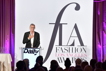 Russell James The Daily Front Row Fashion LA Awards 2019 - Inside