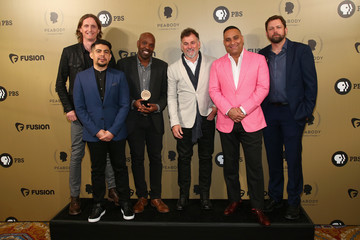 Russell Peters The 76th Annual Peabody Awards Ceremony - Press Room