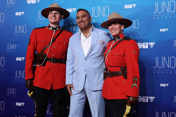 Russell Peters 2017 Juno Awards Broadcast - Arrivals