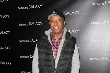 Russell Simmons Samsung Galaxy Presents JAY Z And Kanye West At SXSW