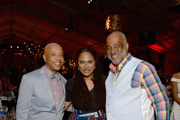 Russell Simmons Russell Simmons' Rush Philanthropic Arts Foundation Celebrates 20th Anniversary at Annual Art For Life Benefit - Program & Dinner