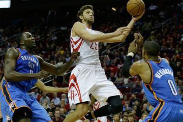 Russell Westbrook Oklahoma City Thunder v Houston Rockets
