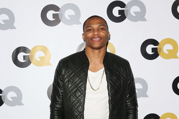 Russell Westbrook GQ Men Of The Year Party - Arrivals