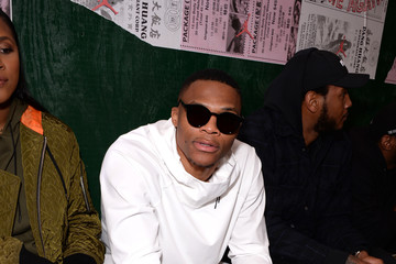 Russell Westbrook Public School - Front Row - September 2017 - New York Fashion Week