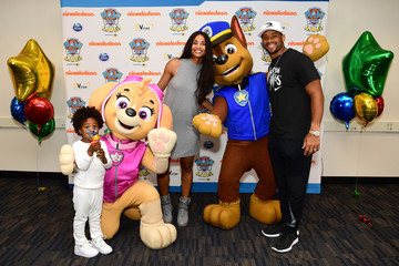 Russell Wilson Nickelodeon and VStar Entertainment Group's PAW Patrol Live! 'Race to the Rescue'