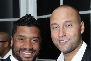 Russell Wilson The Players' Tribune Launch Party