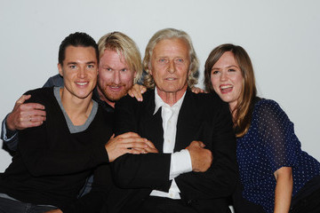 Rutger Hauer Stars Attend 'The Last Kingdom' Photocall