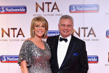 Ruth Langsford National Television Awards - Winners Room
