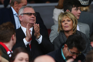 Ruth Langsford Manchester United v Everton - Premier League