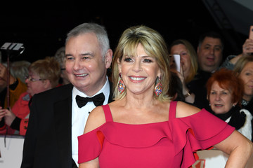 Ruth Langsford National Television Awards 2020 - Red Carpet Arrivals