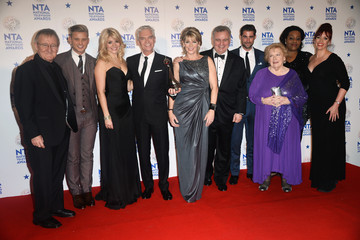 Ruth Langsford National Television Awards Winners Room