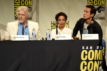 Ruth Negga  The Legendary Pictures Panel at Comic-Con International 2015