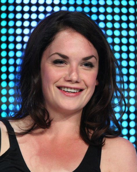 Ruth Wilson Actress Speaks During The Luther Panel