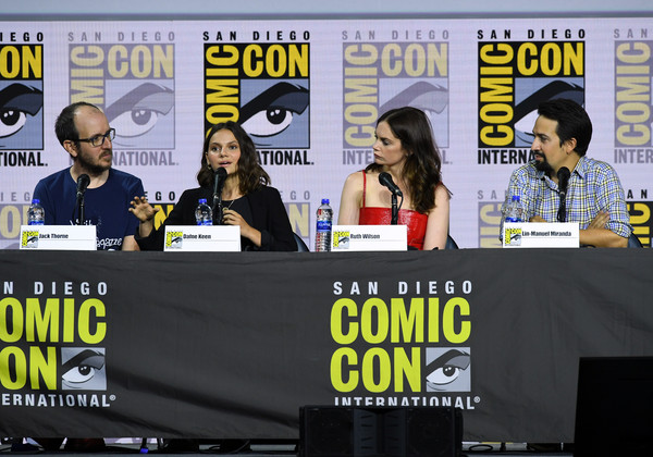 2019 Comic-Con International - 'His Dark Materials' Panel And Q&A