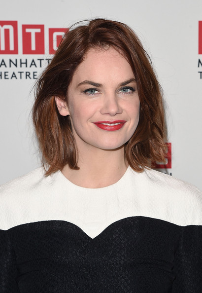 Ruth Wilson Actress Attends The Constellations Broadway