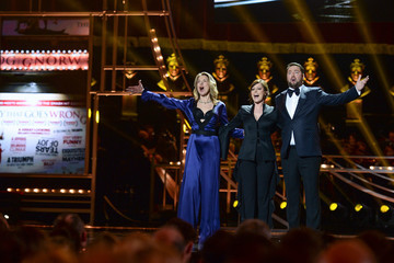 Ruthie Henshall Janie Dee The Olivier Awards 2019 With Mastercard - Show