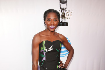 Rutina Wesley 48th NAACP Image Awards -  Red Carpet
