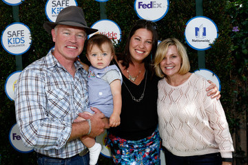 Ruve McDonough Kate Carr Safe Kids Day Presented By Nationwide 2015