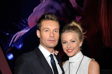Does julianne hough hookup ryan seacrest