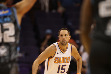 Ryan Anderson New Zealand Breakers vs. Phoenix Suns