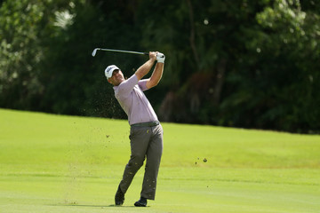 Ryan Armour OHL At Mayakoba - Round Two