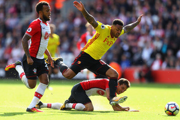 Ryan Bertrand Southampton v Watford - Premier League