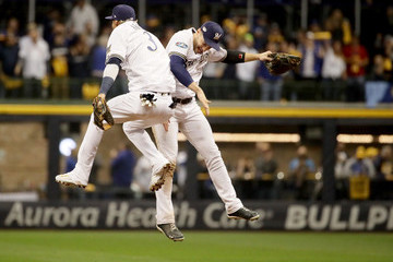 Ryan Braun League Championship Series - Los Angeles Dodgers v Milwaukee Brewers - Game Six