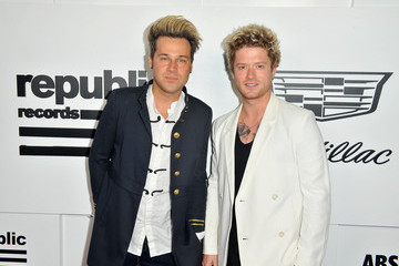 Ryan Cabrera Republic Records and Cadillac Host VMA After-Party at Tao Restaurant - Red Carpet