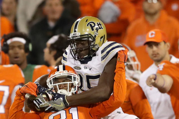 Ryan Carter Pittsburgh v Clemson