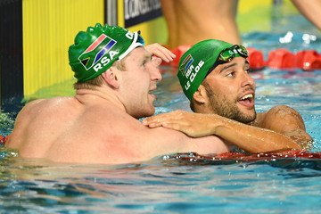 Ryan Coetzee Swimming - Commonwealth Games Day 1