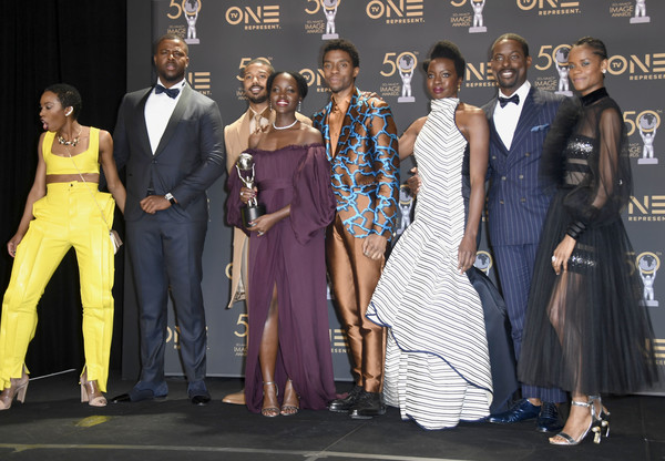 50th NAACP Image Awards - Press Room