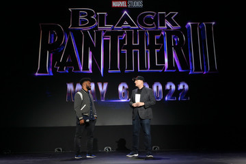 Ryan Coogler Disney Studios Showcase Presentation At D23 Expo, Saturday August 24