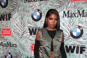 Ryan-Destiny Tenth Annual Women In Film Pre-Oscar Cocktail Party Presented By Max Mara And BMW - Red Carpet