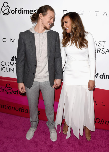 2015 March of Dimes Celebration of Babies - Arrivals [suit,red carpet,clothing,carpet,premiere,pink,fashion,formal wear,event,flooring,ryan dorsey,march of dimes celebration of babies,naya rivera,jessica alba,beverly hills,california,beverly wilshire four seasons hotel,march of dimes celebration of babies luncheon,l,arrivals]